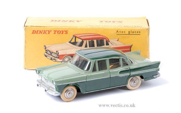 "2008: French Dinky No.24K Simca Vedette ""Chambord"""