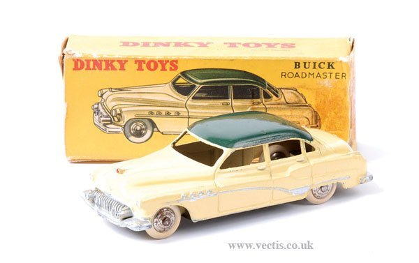 2009: French Dinky No.24V Buick Roadmaster