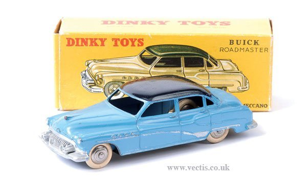 2010: French Dinky No.24V Buick Roadmaster