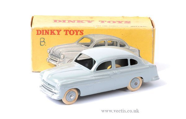 2012: French Dinky No.24X Ford Vedette