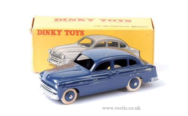 2013: French Dinky No.24X Ford Vedette