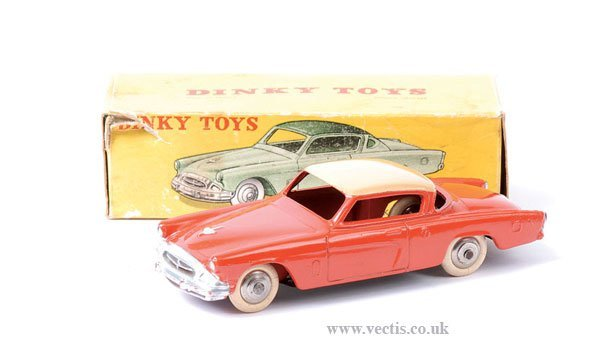 2014: French Dinky No.24Y Studebaker Commander
