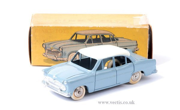 2015: French Dinky No.24Z Simca Versailles