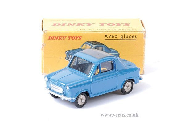 2016: French Dinky No.24L 2CV Vespa 400