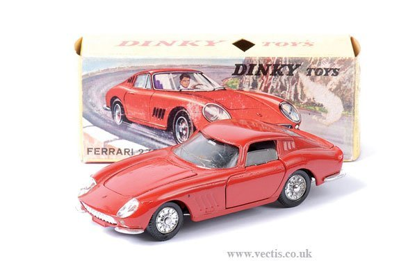 2017: French Dinky No.506 Ferrari 275 GTB