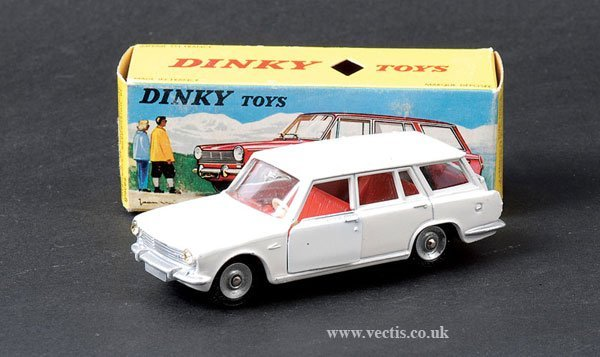 2018: French Dinky No.507 Simca 1500 Break