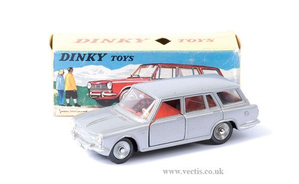 2019: French Dinky No.507 Simca 1500 Break