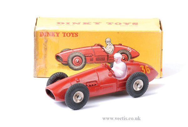 2022: French Dinky No.511 Ferrari Formula 1 Racing Car