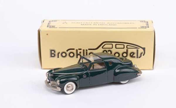 3001: Brooklin No.BRKX2 1946 Lincoln Continental