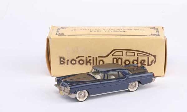 3003: Brooklin No.BRK11 1956 Lincoln Continental