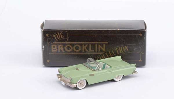 3005: Brooklin No.BRK13a 1957 Ford Thunderbird