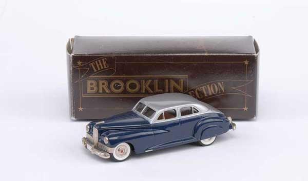 3008: Brooklin No.BRK18a 1947 Packard Clipper