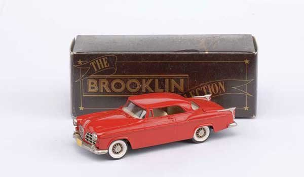 3009: Brooklin No.BRK19 1955 Chrysler C300 Hardtop
