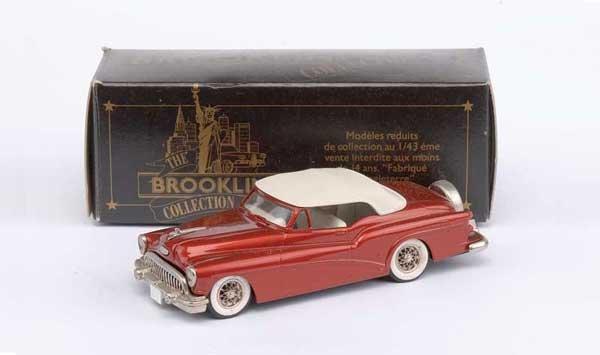 3010: Brooklin No.BRK20a 1953 Buick Skylark