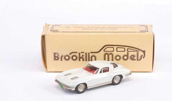 3011: Brooklin No.BRK21 1963 Chevrolet Corvette