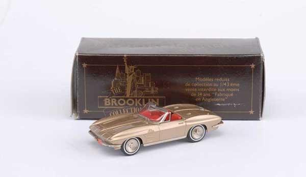 3012: Brooklin No.BRK21a 1964 Chevrolet Corvette