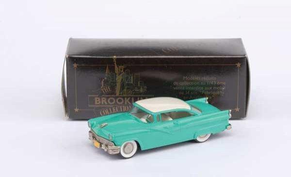 3014: Brooklin No.BRK23 1956 Ford Fairlane Victoria