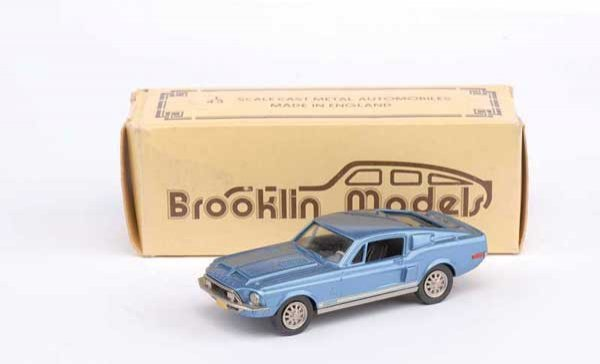 3015: Brooklin No.BRK24 1968 Shelby Mustang GT5000