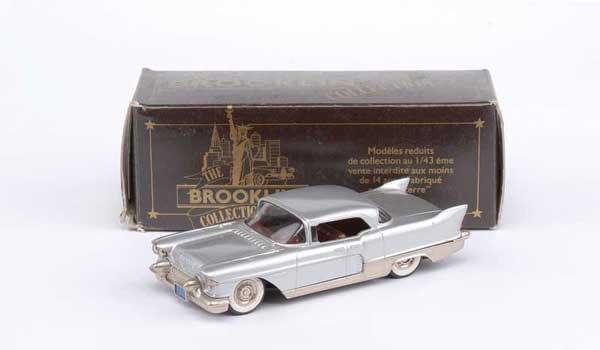 3017: Brooklin BRK27 1957 Cadillac Eldorado Brougham