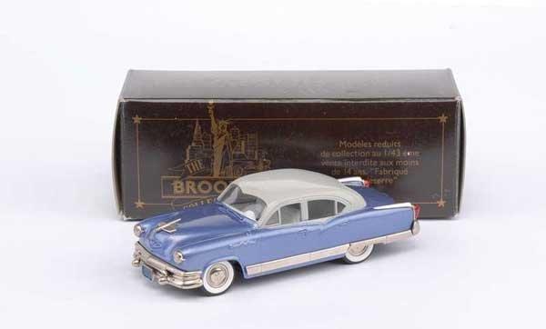 3019: Brooklin No.BRK29a 1953 Kaiser Manhattan