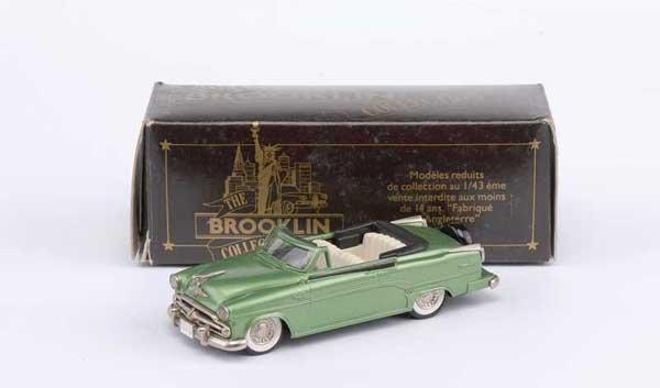 3020: Brooklin BRK30a 1954 Dodge Royal Convertible