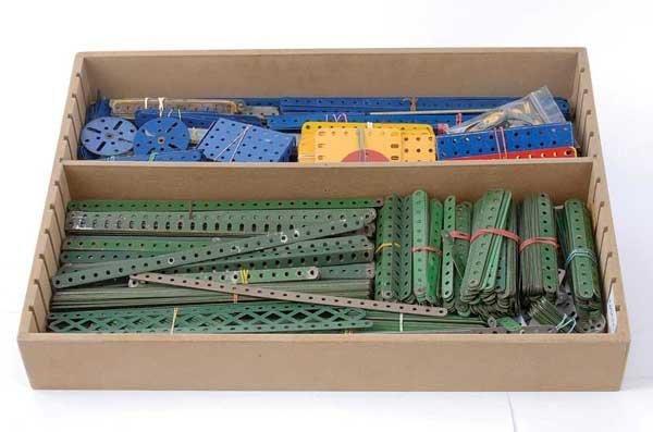 4003: Meccano Components