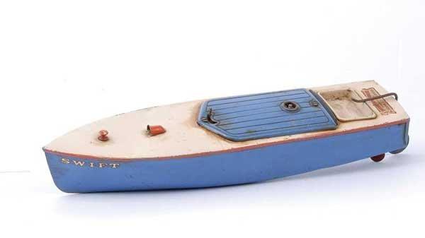 4023: Meccano Swift Speedboat