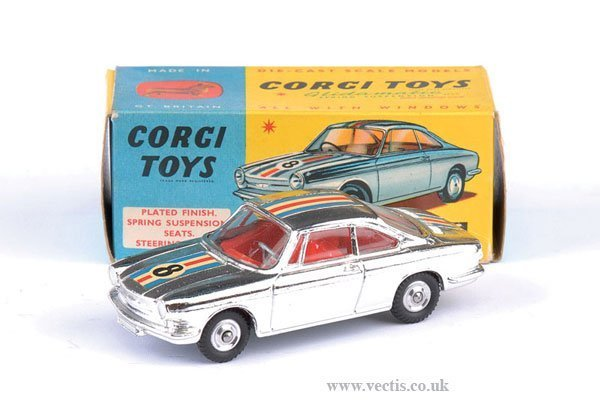 2274: Corgi No.315 Simca 1000 Competition