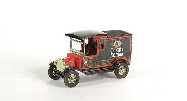 24: Matchbox MOY Y12 Ford Model T Pre-pro Cpt Morgan