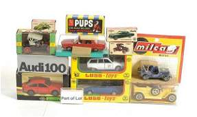 251 Luso Toys Ford Capri Mk1 Race Car  Others