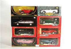 490: A Group of Assorted 1/18th scale Diecast Cars