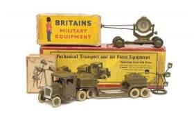 580 Britains Set 1641  Underslung Lorry  193839
