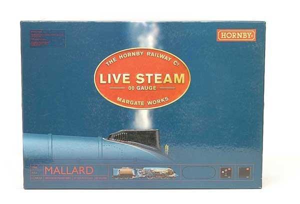 1001: Hornby (China) R1041 Live Steam Mallard Set