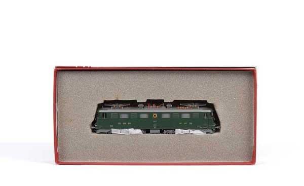 "1111: Lemaco Prestige HO-008 Co-Co No.11507 ""Wildegg"""