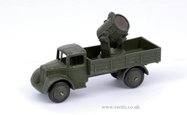 2005: Dinky Pre-war No.22S Searchlight Lorry
