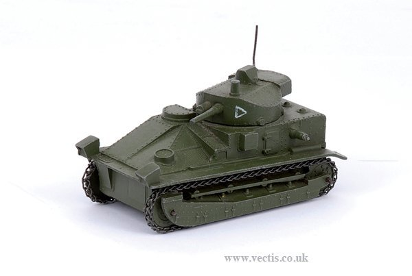 2007: Dinky No.151A Post-war Medium Tank