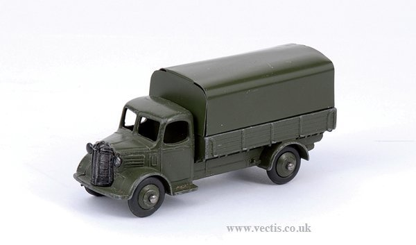 2011: Dinky No.30SM Austin Covered Wagon