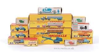 2289: Espewe Modelle - A Mixed Group