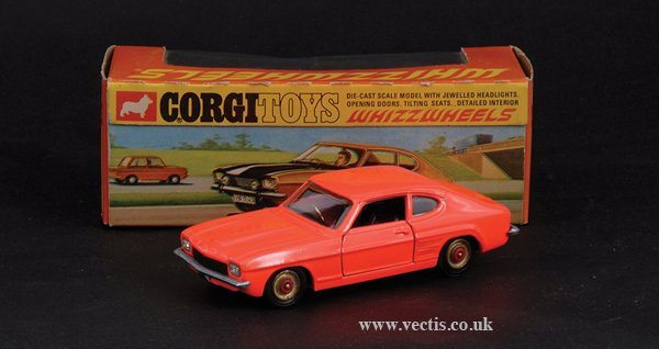3008: Corgi No.311 Ford Capri