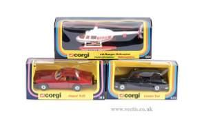 3558: Corgi No.319 Jaguar XJS & Others