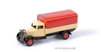 4207: Dinky No.25B Covered Wagon