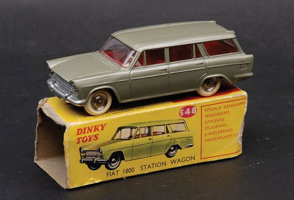 13: French Dinky No.548 Fiat 1800 Estate Car