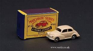 1327: Matchbox No.46a Morris Minor 1000