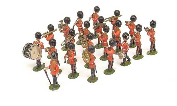 2005: Britains-Set37-Band of Coldstream Guards, [1896]