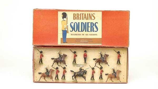 2010: Britains - Set 1637 - Governor Generals