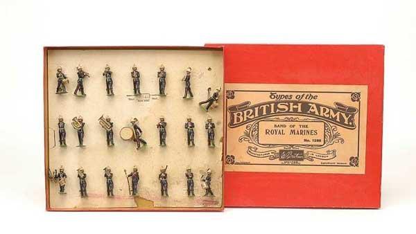 2013: Britains - Set 1288 - Band of the Royal Marines