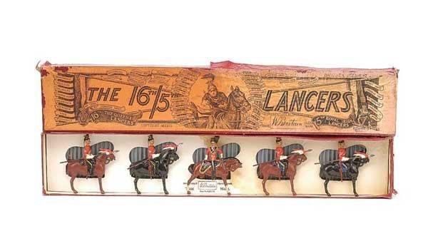 2014: Britains - Set 33 - 16th/5th Lancers