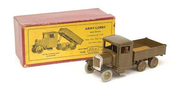 2015: Britains-Set 1333-[Army Lorry-Caterpillar Type]