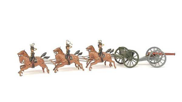 2022: Britains-From Set 9419 - Royal Horse Artillery