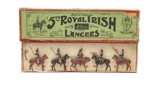 2024: Britains - Set 23 - 5th Royal Irish Lancers